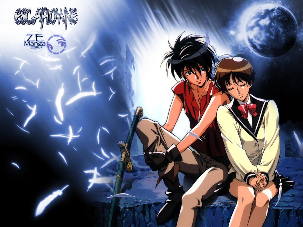 Visions Of Escaflowne